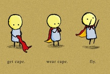 Superpowered People :)  / by Karly Borgholthaus