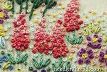 Pretty Stitches  / by Kathy Jolie