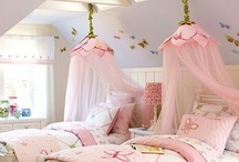 GIRLS BEDROOM / by Stacey