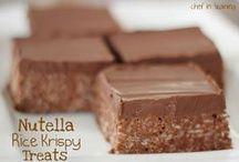 sweet treats  / by Tina Johnson