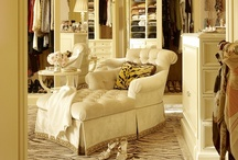 CLOSET / i think Kimora has the most famous closet ever, but there are many other beautiful ones out there  / by Stacey