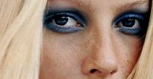 Maquillage - Make Up / Des maquillages ultra colorés pour s'inspirer ou plus naturels & nude pour la vie de tous les jours.