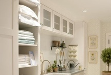 MUD & WASH / mudrooms, laundry rooms and those nooks where you leave your wet snow boots :)  / by Stacey