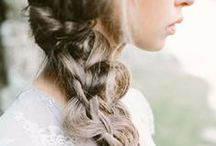 hair. / Soft and pretty, unusual and cool / by Brooke McCloud