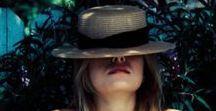 Chapeaux - Hats / Casquettes, chapeaux... un couvre-chef qui donne tout de suite beaucoup de style à une tenue !