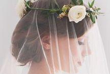 Mariage - Wedding / Toutes les photos de robes, coiffures et décoration pour préparer son mariage à la perfection !