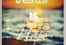 Jesus- my savior!