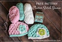 Crochet, knit and sew ideas - some with free patterns / by Gerri Ritter