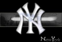 Yankees, is more than my fave team, is an obsesion!  / Sports, hunks, baseball / by Ana Arosemena A.