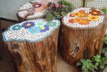 Mosaic / We love a #mosaic here at #MinistryofCraft. Check out our friendly courses running in #Manchester at www.ministryofcraft.co.uk