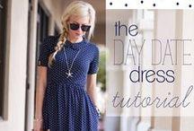 Free Tutorials - Dressmaking