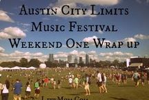Austin City Limits Music Festival 2013 / Whether you are taking the kids, going it alone, or watching from the sidelines this year, we're bringing you the information you'll need to enjoy one of the reasons why Austin is the Live Music Capital of the World.