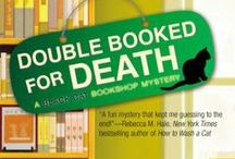 Cozy Mysteries / Curl up with a cup of cocoa and a traditional mystery in which you'll find amateur detectives, nosy neighbors, and small towns.  (Summaries credited to WorldCat.)