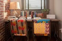 Home Office / by Crafted Spaces | Yvette-Michelle