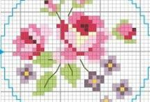 Cross Stitch / by Crafted Spaces | Yvette-Michelle