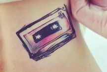 VHS  | Mixtape / Old movies on VHS new uses for old tapes. Mixtapes of vintage music with melodies that never get old.