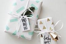 PAPER / WRAP / Envolver regalos!