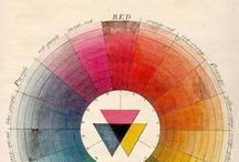 Color theory | RGB | CMYK / A colorful world