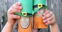 MARCH & APRIL CRAFTS / St. Patrick's Day Crafts || Easter Crafts || April Fool's Day Crafts