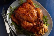 Chicken Recipes / by Stephanie Brunson