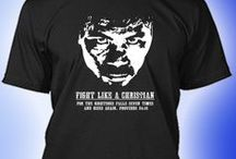 Limited Manny Pacquiao Christian Shirts / How does a Christian fight? Christians draw  strength from the Word of God. Get a copy if you want to be reminded to get back up and fight like a Christian should.  #Christian Apparel #Christian T-shirts  Limited Time Only  Not sold in stores.  Guaranteed safe and secure checkout via: PayPal | VISA | MASTERCARD.  - See more at: http://discipletee.com/christian-t-shirt-fight-like-a-christian/#sthash.5jZAnXZn.dpuf