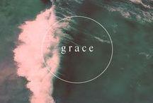 words. / by Grace Segars