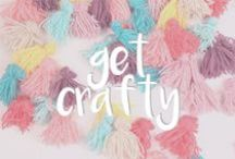 get crafty / Get up and get crafting, a mass collection of things to do on a rainy day or any day! I love to craft and hope you'll join me.