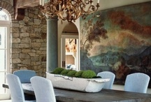 Dining / by Cindy Hattersley Design/Rough Luxe Lifestyle Blog