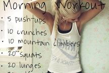 Workouts Health & Fitness / by Amber Heimeyer