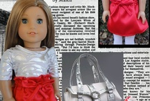 Free American Girl Doll Clothes Patterns / by BuzzinBea