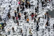 Times Square Arts / More information on Twitter @TSqArts! Celebrate Public Art on the largest stage in the world!