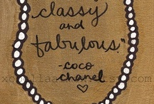Fashion, Fun, and Vanity / by Chastity