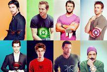 Super Heros / by Elisabeth Manthey