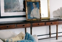 Art-Displaying / by Cindy Hattersley Design/Rough Luxe Lifestyle Blog