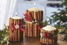 Christmas / Winter solstice / Everything that will make that special time of year extra jolly. DIY and inspiration.
