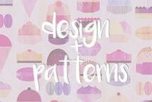 designs + patterns / Everything design and pattern related