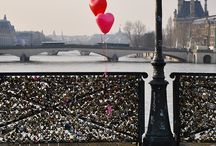 Paris ❤ / by Amber Heimeyer
