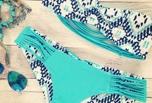 Summer Bathing Suits / by Amber Heimeyer