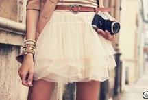 Soft Spring Fashion / by Chastity