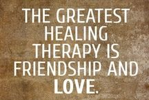 Helpers Helping others Heal / by Chastity