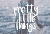 pretty little things / Under garments, lacy underwear, all things pretty and dainty