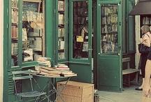 cafe & shop.