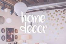 home decor / Everything house and home related. Things to put in your home and ways to dress up your snuggle zone!