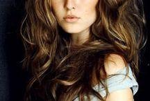 hair. / by Grace Segars