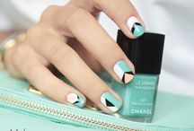 Nail inspiration / by Michelle Rogers