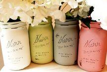 Mugs & Jars & Vases / by Michaun Hancock