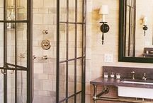 Bathrooms / by Chelsea Land