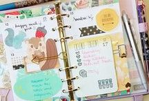 planner & diary ❤