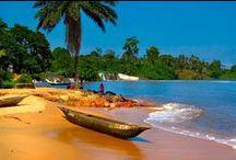 Vos voyages / lieux à visiter, must see et beautés naturelles lors de vos vacances. Pour rendre la part belle à l'Afrique