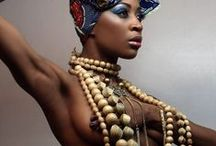 Nudité / Femmes & hommes africains dans le plus simple appareil